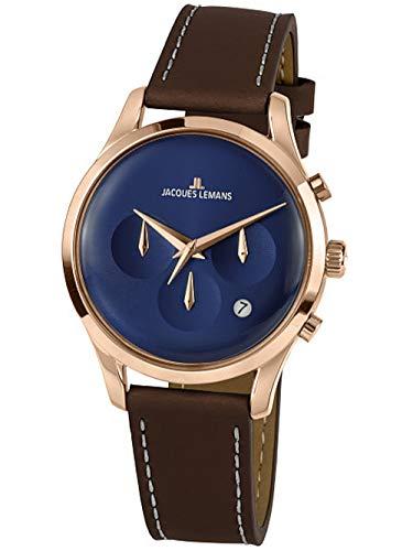 Jacques Lemans Reloj para Mujer 1-2067G