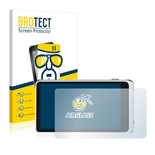 BROTECT Protector Pantalla Cristal Compatible con Samsung Galaxy Camera 2 EK-GC200 Protector Pantalla Vidrio - Dureza Extrema, Anti-Huellas, AirGlass