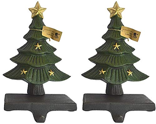 Decorative Christmas Tree Stocking Holder