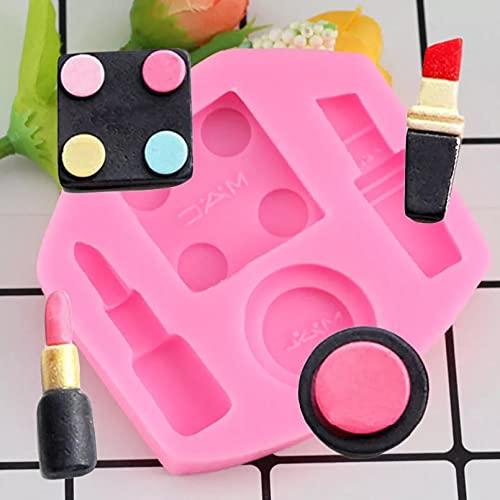 SUNIY Herramienta de Maquillaje de Bricolaje Molde de Arcilla polimérica Molde de Caramelo de Chocolate 3D artesanía para Hornear Pastel Fudge Herramienta de decoración de Pasteles