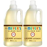 Mrs. Meyer's Laundry Detergent, Baby Blossom, 64 fl oz (2 ct)