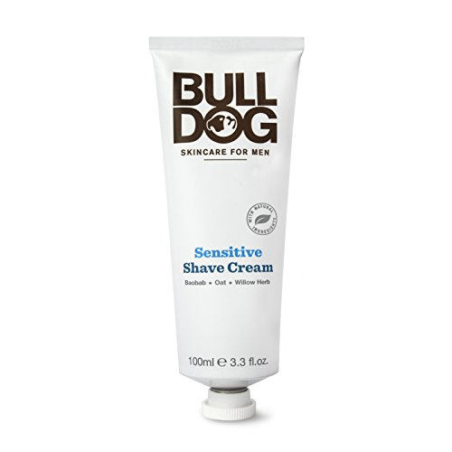 Faith In Nature Bulldog Sensitive Shave Creme, 100 ml 1er Pack(1 x g)