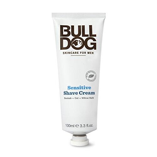 Faith In Nature Bulldog Sensitive Shave Creme, 100 ml 1er Pack(1 x g)