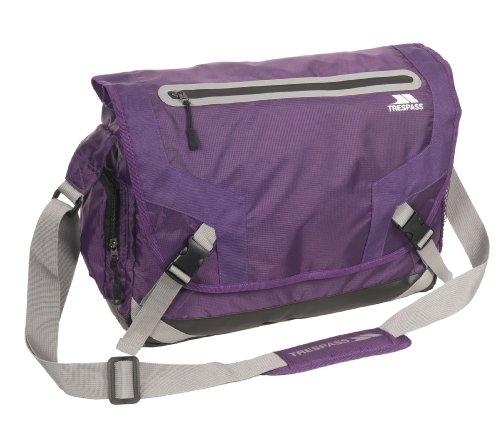 Trespass Mackintosh Sacoche pour ordinateur portable Violet Violet 10 litres