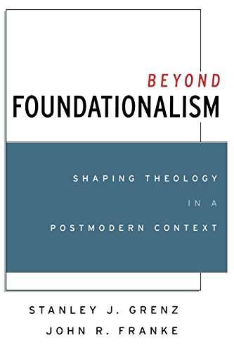 Beyond Foundationalism: Shaping Theology in a Postmodern Context