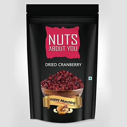 NUTS ABOUT YOU Dried Cranberry Sliced Pouch 200 g