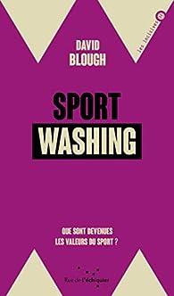Sport washing par David Blough