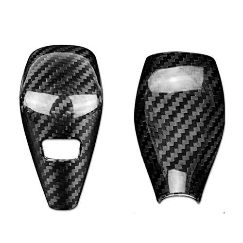 Iinger Cubierta De Mando De Cambio De Engranajes Ajuste De La Fibra De Carbono Ajuste para G20 G14 G15 G28 2018-2020 G07 19-20