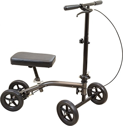 Best Knee Scooter for Foot Surgery #6 - Roscoe Economy Knee Scooter