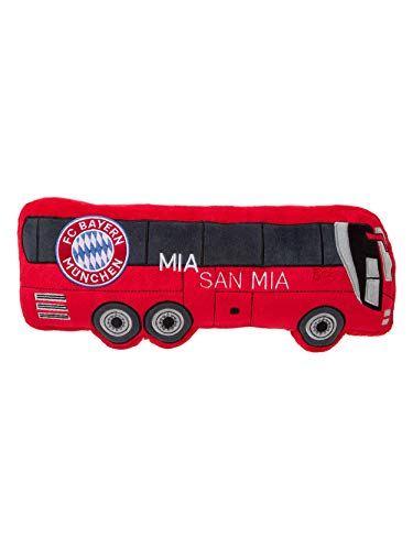 FC Bayern München Nikkikissen Bus