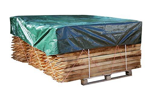 Kerbl Bâche de Protection Polyguard pour Élevage/Agriculture Urbaine 210 g/m² 8 x 10 m
