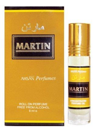 Martin Rouler Sur Le Parfum 8 ml D'Huile Par Ahsan