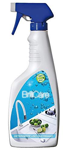PLADOS BRILLCARE detergente Pulizia dei lavelli in Materiale Composito