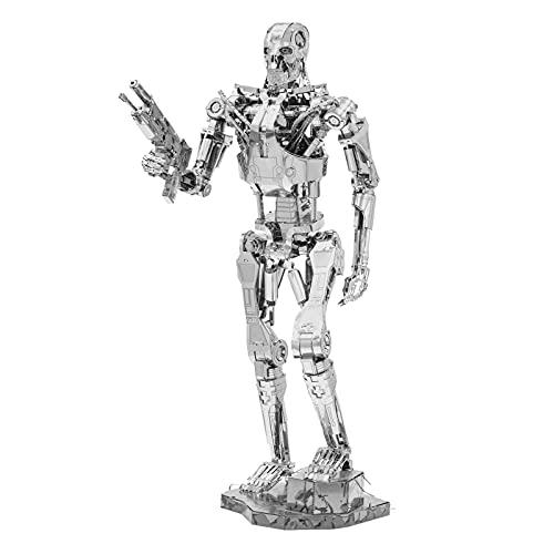Metal Earth: Iconx Terminator T-800 - Endoskeleton