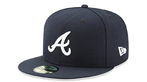 New Era Cap Co. Inc. Men's 70361058, Navy, 7.25