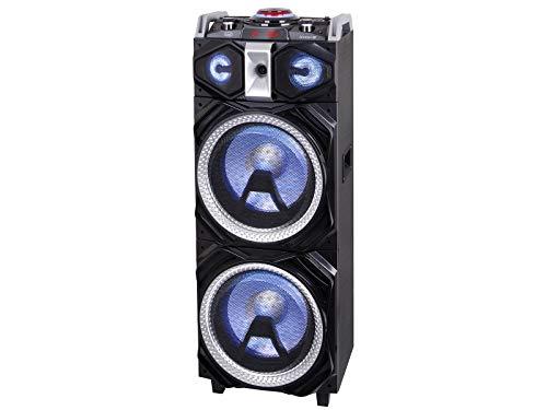 Trevi 0 X 400000 luidspreker, zwart, XF 4000 DJ