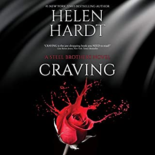 Craving     The Steel Brothers Saga, Book 1              By:                                                                                                                                 Helen Hardt                               Narrated by:                                                                                                                                 Sebastian York,                                                                                        Neva Navarre                      Length: 7 hrs and 43 mins     131 ratings     Overall 4.3