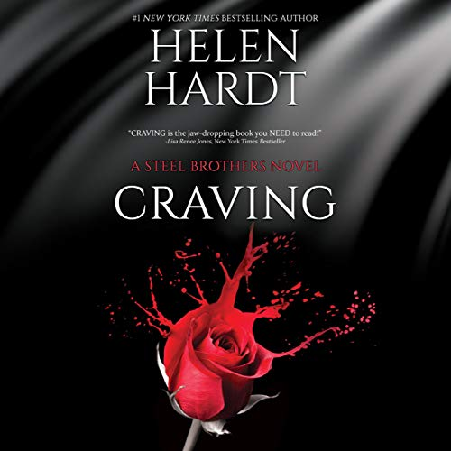 Craving     The Steel Brothers Saga, Book 1              By:                                                                                                                                 Helen Hardt                               Narrated by:                                                                                                                                 Sebastian York,                                                                                        Neva Navarre                      Length: 7 hrs and 43 mins     3,267 ratings     Overall 4.3