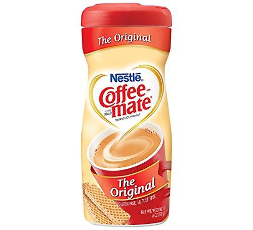 Coffee-mate Non-Dairy Creamer, 6 oz