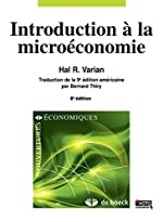 Introduction à la microéconomie de Hal R. Varian