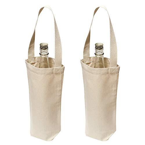 エコバッグ 日本酒 一升瓶対応 2個セット ボトルバッグ ワインバッグ