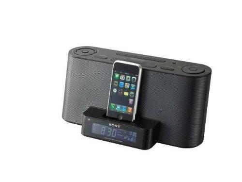 Sony ICF-C1IP MK2B AM/FM Wecker iPod-Dock
