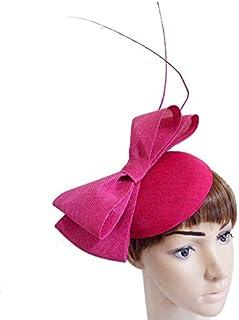 3b45601e38628 Imitation Sinamay Fascinator Hat Headwear for Kentucky Derby Church Wedding