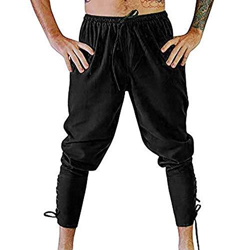 Roiper Clearance Homme Style Pantalon de Travail Style Cargo Pantalons De Sport De Survêtement Élastique Printemps Automne Doux Et Confortable Mode Basique Jogger Cargo Pants Taille M-3XL