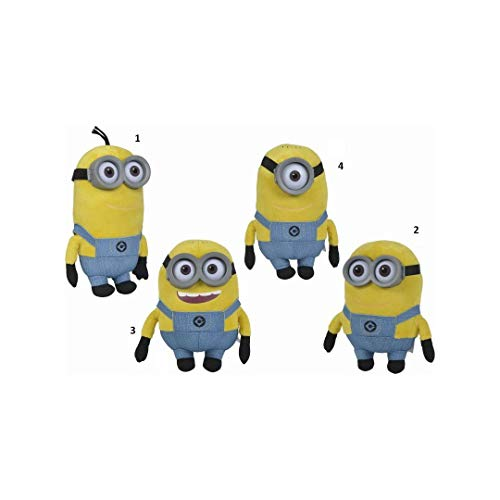 PELUCHE MINIONS 25 CM IN VARIANTI ASSORTITE