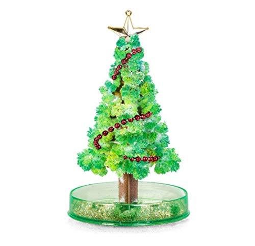 Bollysuy Magic Growing Christmas Tree, Princess Christmas Tree Set, Color Christmas Tree, Santa Christmas Tree, Green Christmas Tree, Christmas Tree Spree, Multiple Choices (Green Christmas Tree)