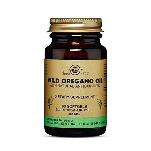Solgar Aceite de Orégano Silvestre Cápsulas blandas -