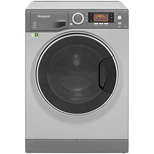 Hotpoint RD966JGD A Rated Freestanding Washer Dryer - Graphite