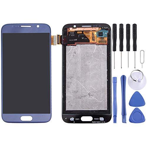 Accessory Kits - Digitalizador de pantalla táctil para Galaxy S6/G9200, G920F, G920FD, G920FQ, G920, G920A, G920T, G920S, G920K, G9208, G9208/SS, G9209