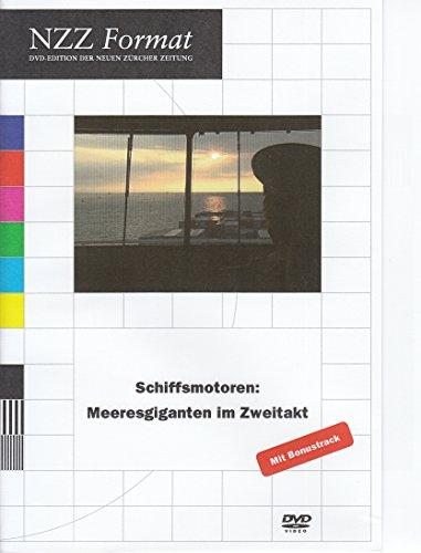 Schiffsmotoren: Meeresgiganten im Zweitakt - NZZ Format