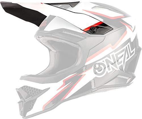 O'NEAL 3 Series Voltage Visor Helm Blende Schirm schwarz/weiß Oneal