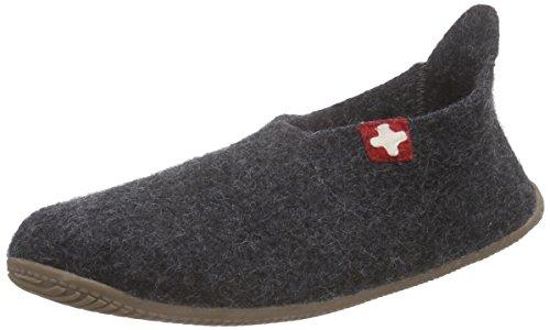 Living Kitzbühel Men's Open Back Slippers