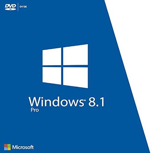 Windows 8.1 Professional OEM 64-Bit DVD   English   Full Product   Windows 8.1 Pro