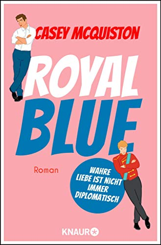 Royal Blue: Roman (German Edition)