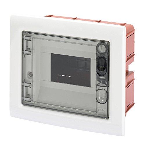 Gewiss - Gw40603 scatola elettrica - quadro elettrico (arancio, bianco, 200 mm, 170 millimetri, 85 mm)