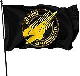 N/A WW2 Deutscher Fallschirmjäger Fallschirmjäger Outdoor Garden Decoration Flag 35 (90cm150cm)