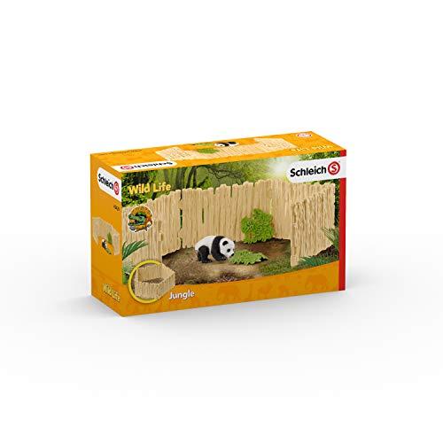 Schleich 42429 - Gehege für Pandabären
