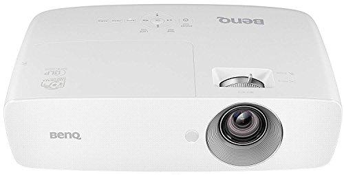 ZUEN Proyector casero de 1080p DLP, Modo del Deporte, proyección de la Distancia Corta, Altavoz 10W, 2000 lúmenes, HDMI, 3D apoyado