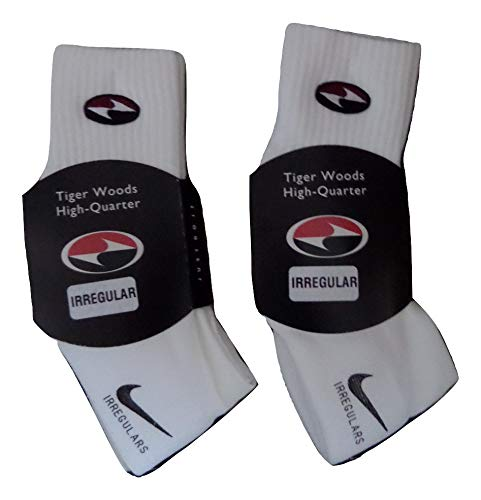 Nike Tiger Woods Logo High Quarter - Calcetines de golf (2