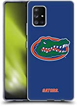 Head Case Designs Officially Licensed University of Florida UF Plain Soft Gel Case Compatible with Samsung Galaxy A51 5G (2020)