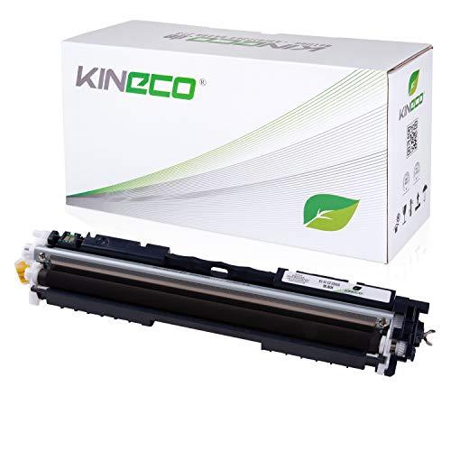 Kineco Toner kompatibel zu HP CF350A Color Laserjet Pro MFP M176n, M177fw, M170 Series - Schwarz 1.300 Seiten