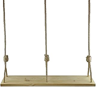 Best wooden swing with rope Reviews