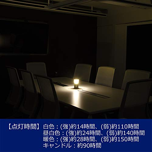 GENTOS(ジェントス)『エクスプローラー036ライトモカ(SOL-036C)』