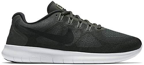 Nike 880839 300 Free RN 2017 Laufschuhe Dunkelgruen|42