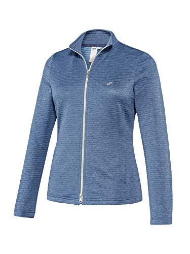 Joy Sportswear Damen Sweatjacke Peggy blau (296) 40