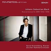 ピアノ協奏曲第1番~第7番 クローネンベルク(ピアノ、チェンバロ)、チューリッヒ室内管(2CD)